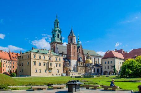 Wawel jako najważniejsza atrakcja Krakowa