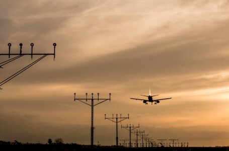 Parkingi – ważny element infrastruktury lotnisk